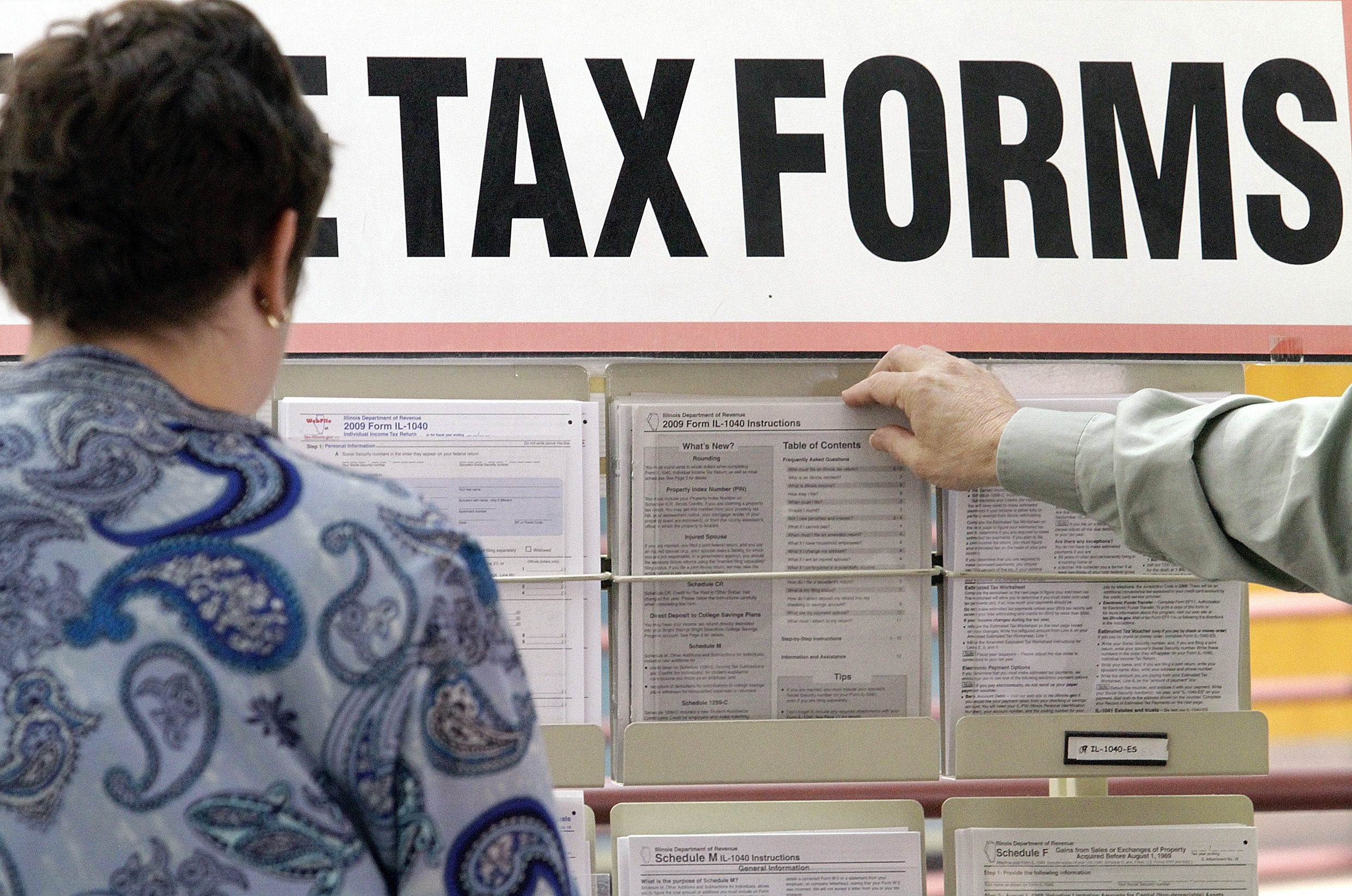 Ryan's Deceptively Simple Promise of Postcard Tax Filing   Tax ...