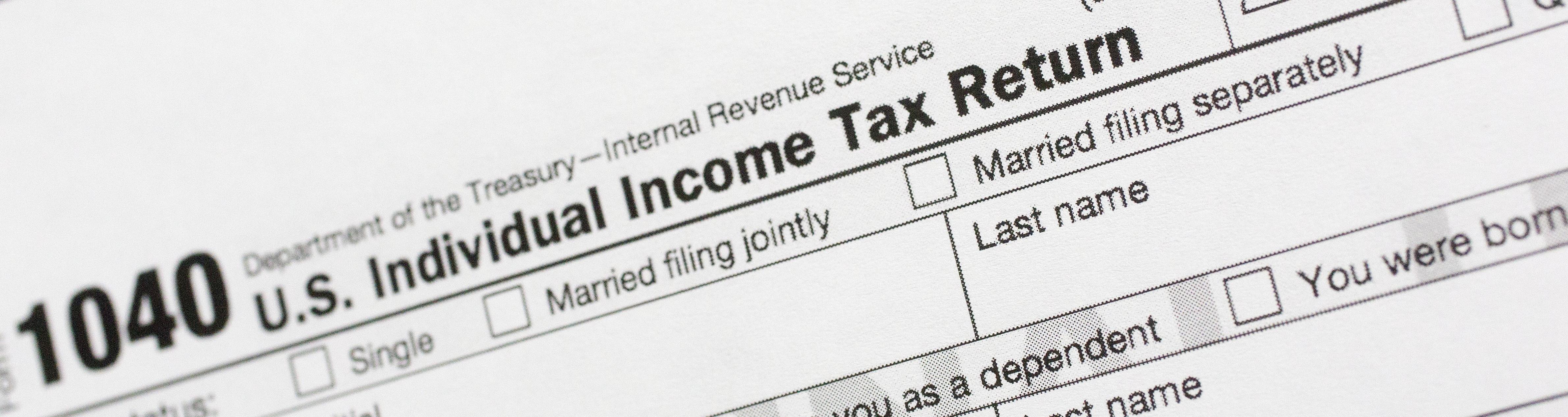 The New 1040 Will Fit On A (Big) Postcard, But It Won't Make Tax